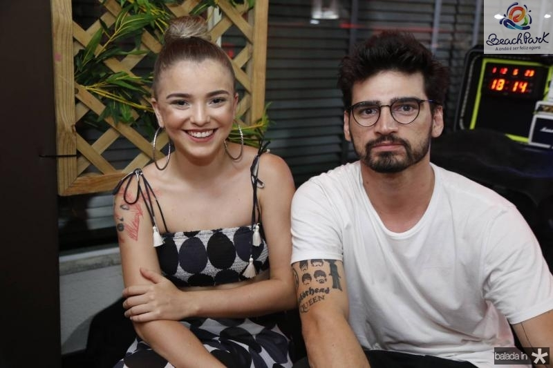 Camila Marieta e Daniel Ferreira