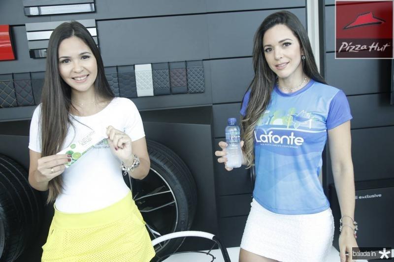 Rochelle e Lane Lima