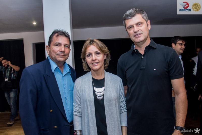 Fernando Castro Alves, Circe Jane e Ricardo Goianer