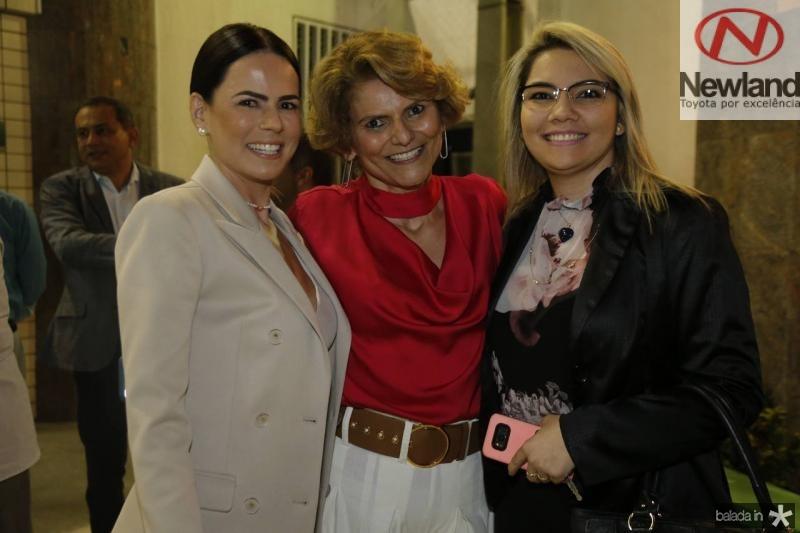 Luciana Souza, Joseana Franca e Paloma Lucena 2