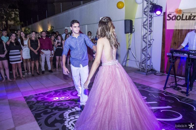 Bruno Cardoso e Mirella Salema