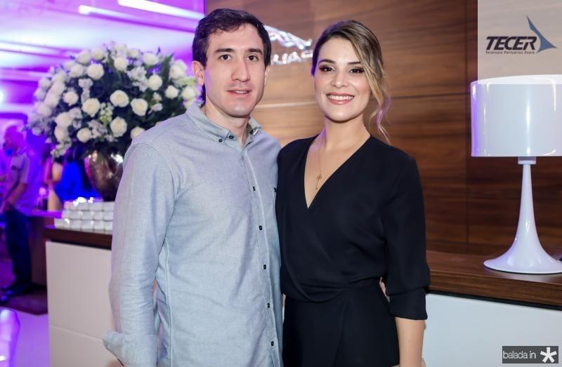 Luis e Milla Bittencourt