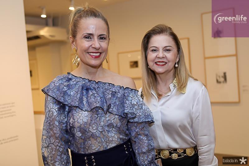 Tereza Ximenes e Gorete Cabral