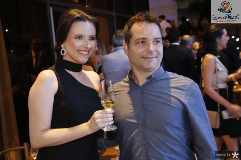 Viviane Fracaloci e Filipe Ferreira 1