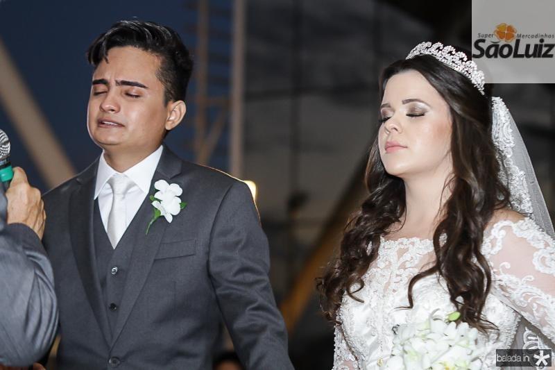 Felipe Araujo e Clara Ferreira