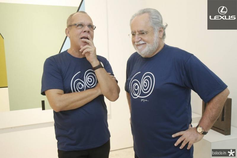 Eduardo Eloi e Alfredo Turbai