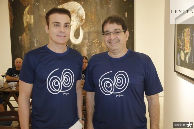 Rodrigo Maia e Jonatan Machado