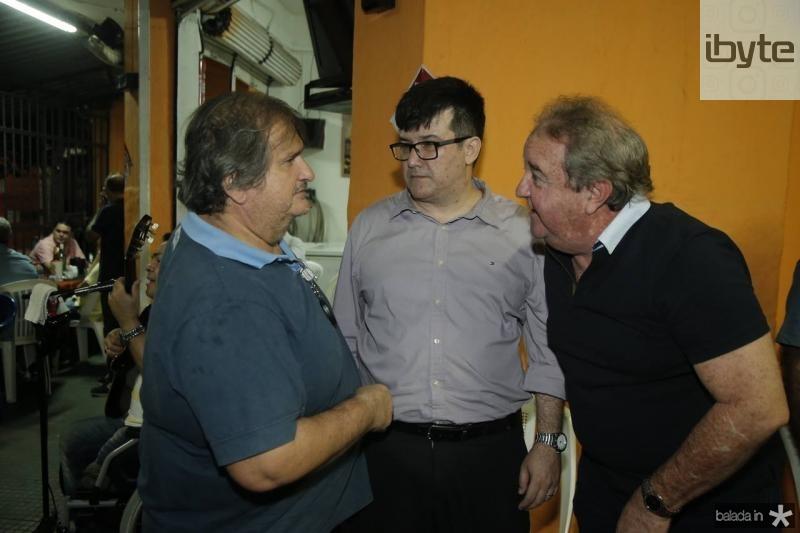 Vaval, Ronaldo Borges e Chiquinho Aragao