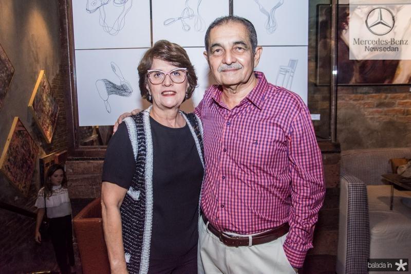 Lucia e Eliseu Becco