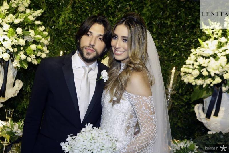 Aderbal Freire e Nathalia Ximenes
