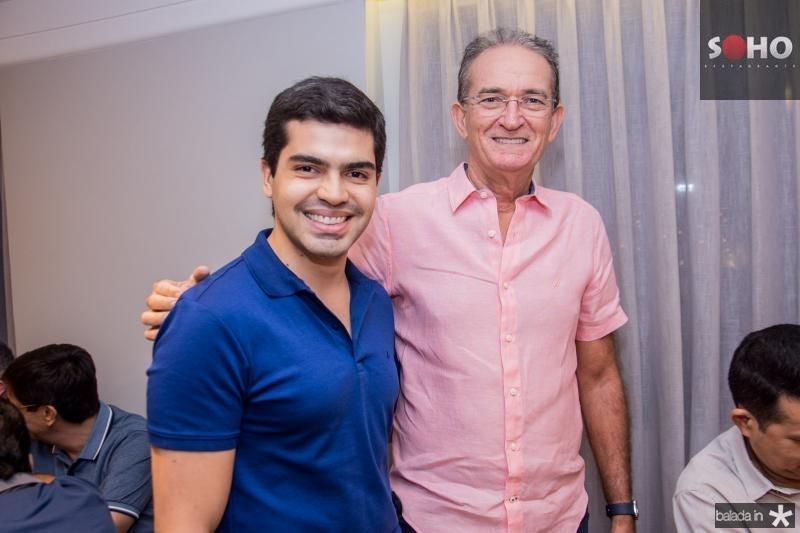 Pedro Garcia e Ricardo Brasil