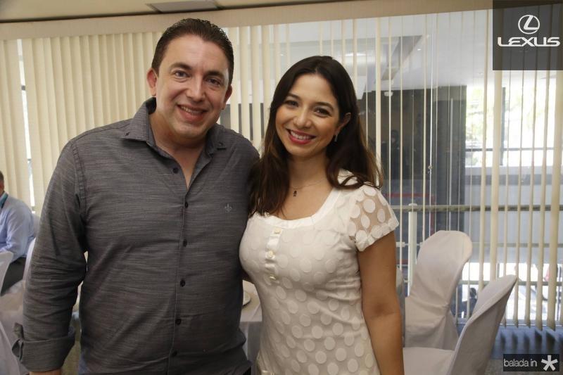 Rodrigo Pereira e Jamila Araujo 1