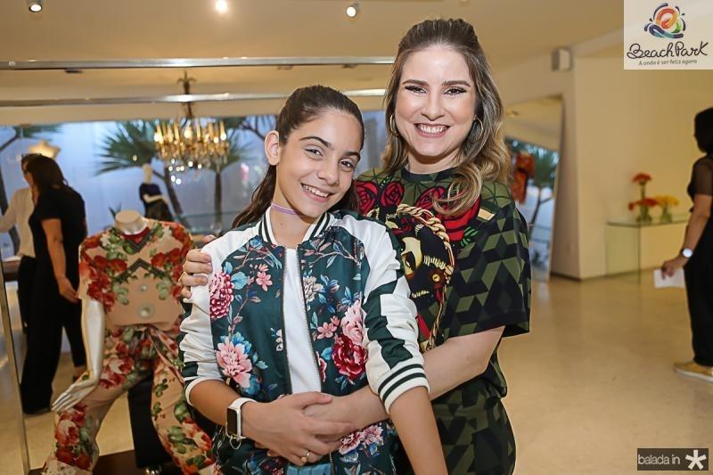 Sophia e Maria Clara Dallolio