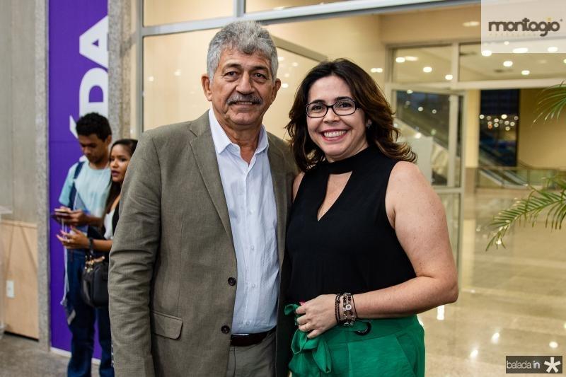 Lelio Matias e Roberta Cavalcante