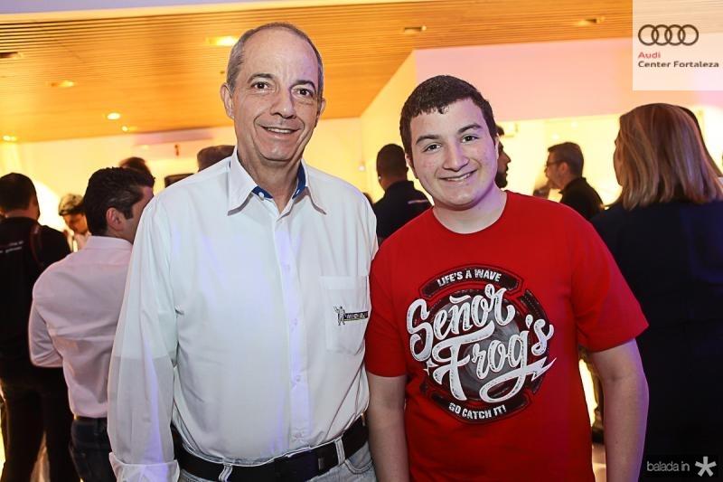 Sergio e Luis Eduardo Lima