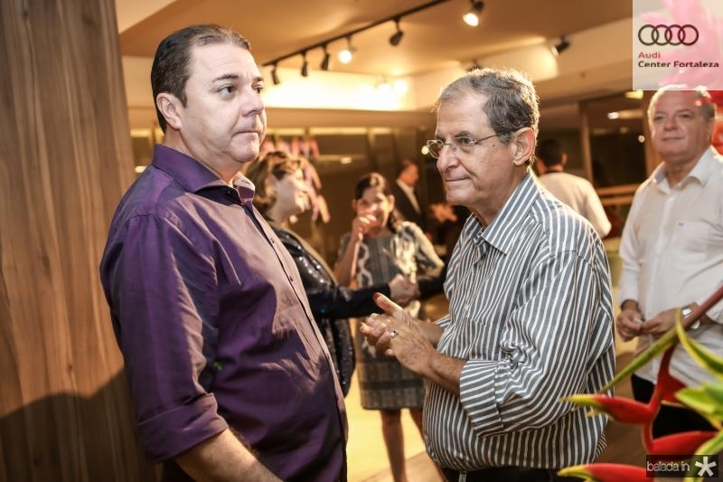 Elizeu Barros e Pedro Fonseca