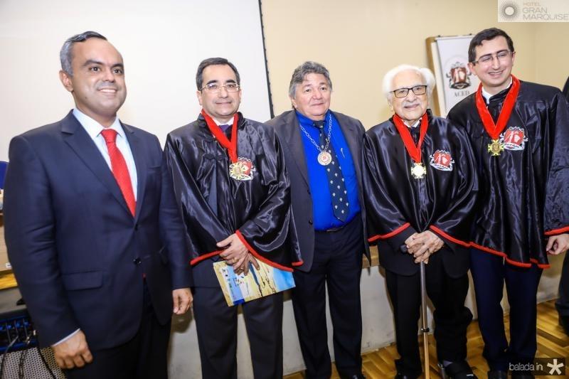 Marcelo Mota, Jardson Cruz, Welington Barreto, Joao de Lemos e Victor Ribeiro