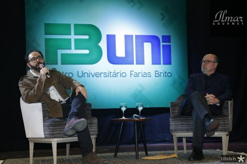 Humberto Pinheiro e Luiz Eduardo Soares 2