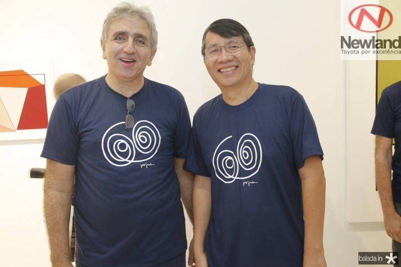 Joao Jose e Cheng Chou