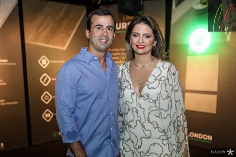 Felipe e Janaina Mota