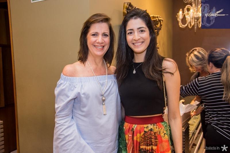 Ana Luiza e Mila Ary