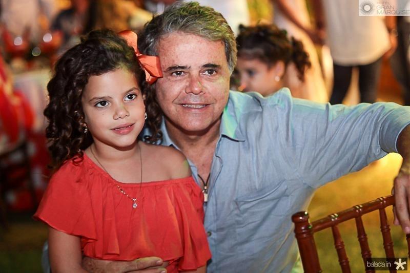 Sofia Fontenele e Ivan Bezerra