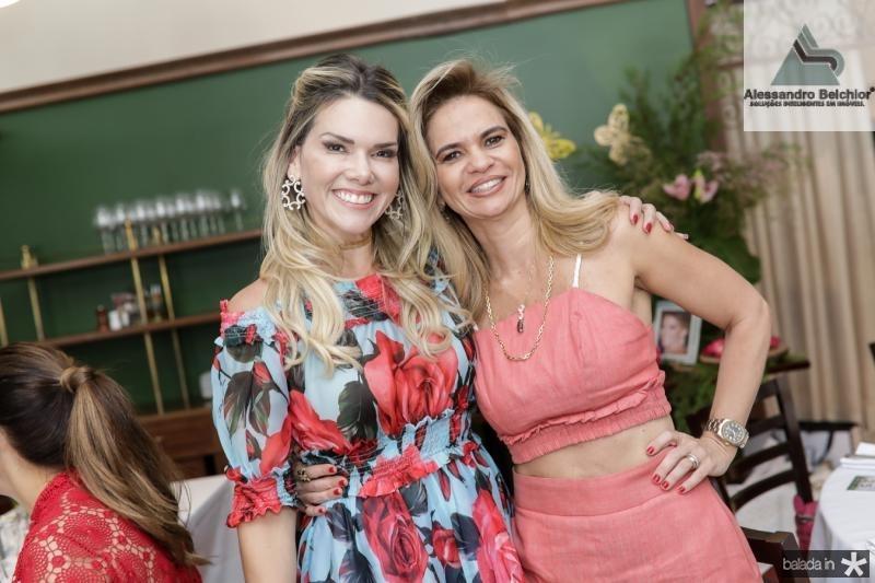 Pauliane Campos e Germana Cavalcante