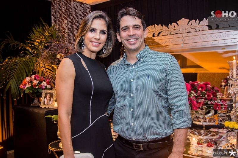 Marilia e Mauricio Targino