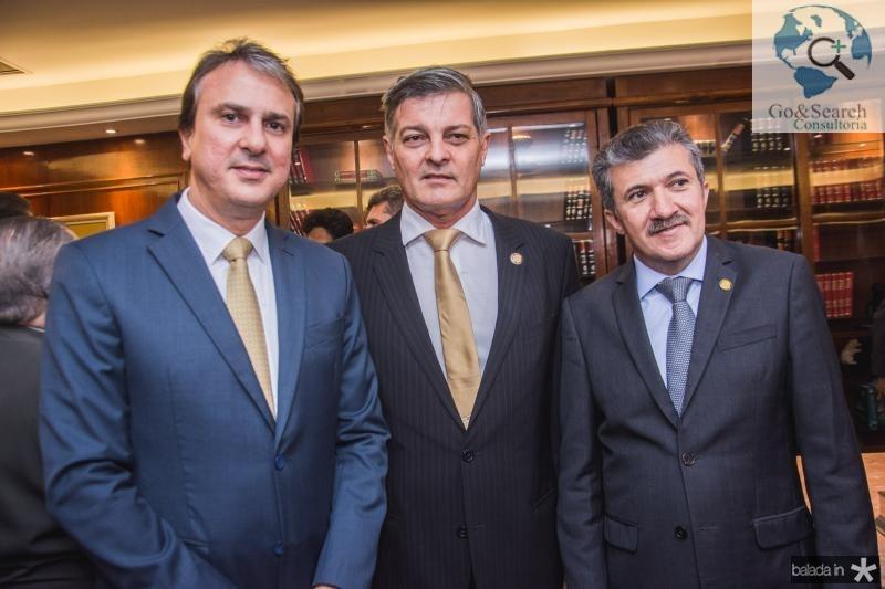 Camilo Santana, Cid Marconi e