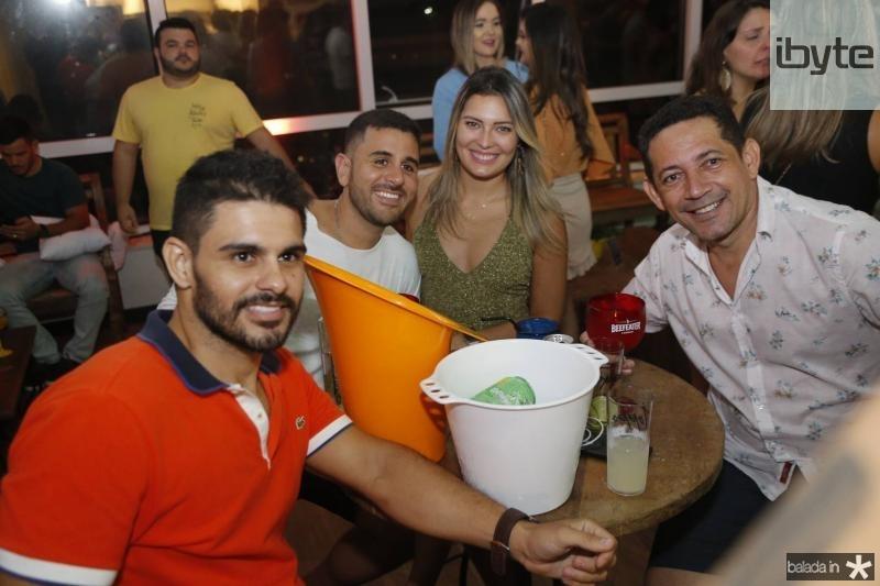Mailson Rabelo, Joaquim Correia, Livia Macedo e Jean Rabelo