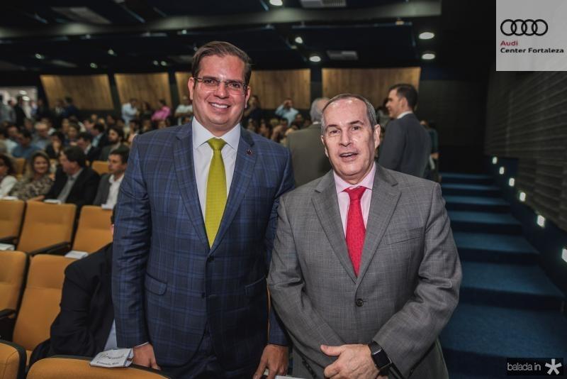 Andre Pepitone e e Dercio Odonne