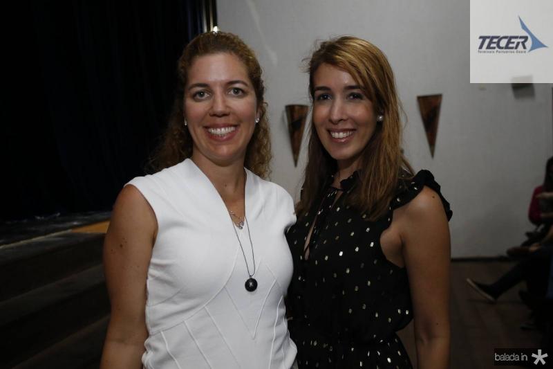Ticiana Queiroz e Raquel Machado 1