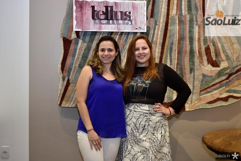 Marilia Coutinho e Renata Reis