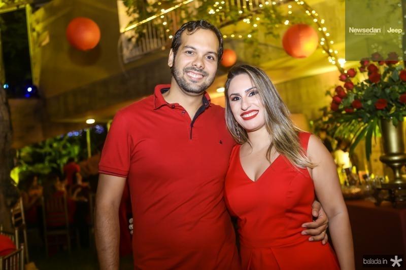 Felipe Marques e Lorena Gomes