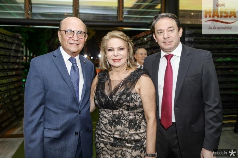 Joao, Iracema e Paulo Vale