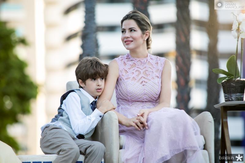 Pedrinho e Onelia Santana