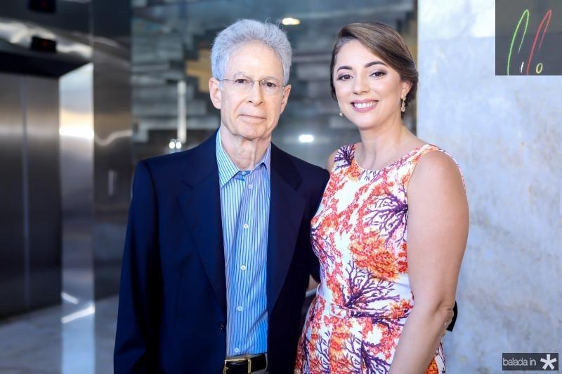 Claudio e Regina Bezerra
