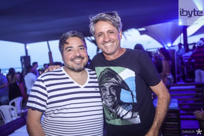 Leandro Vasquez e Teka Lens