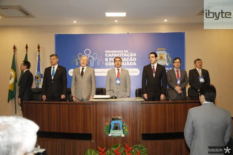 Luiz Claudio, Cid Marconi, Ricardo Lewandowiski, Julio Dantas, Edilberto Pontes e Antonio Henrique 2