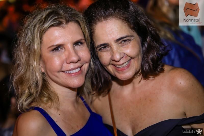 Georgea Fontes e Giana Studart