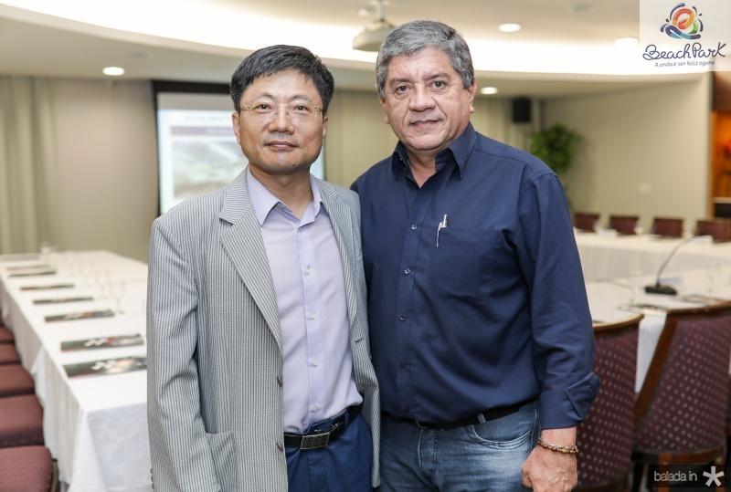 Luis Min e Sampaio Filho