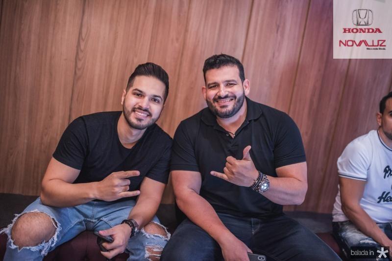 Savio Machado e Renato Lourenco