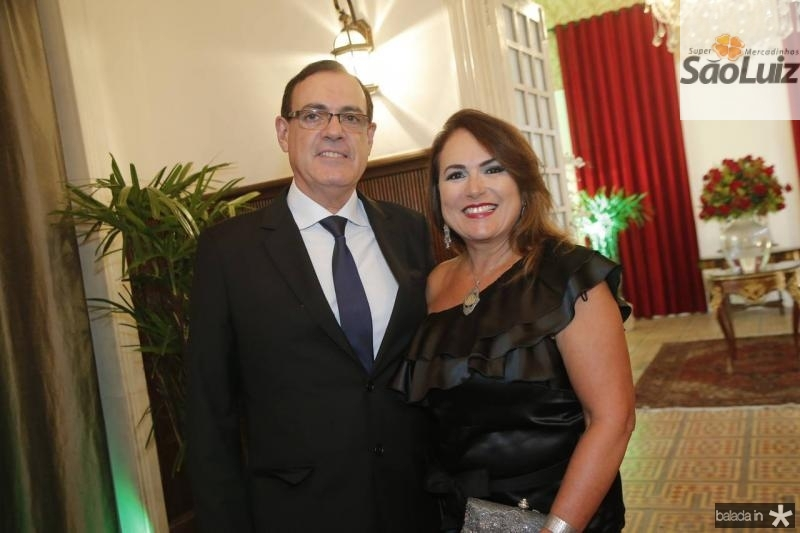 Urbano e Ana Luiza Costa Lima