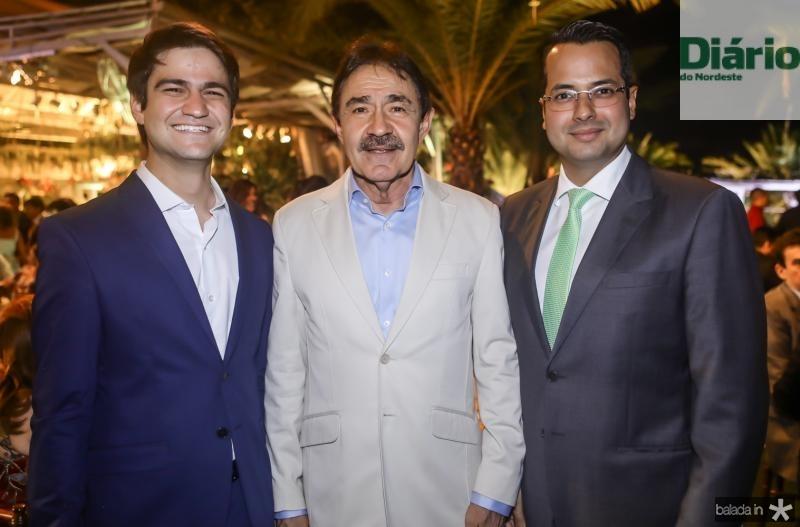 Pedro e Raimundo Gomes de Matos, Vitor Valim