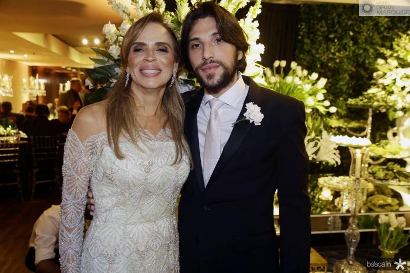 Sonia Ximenes e Aderbal Freire