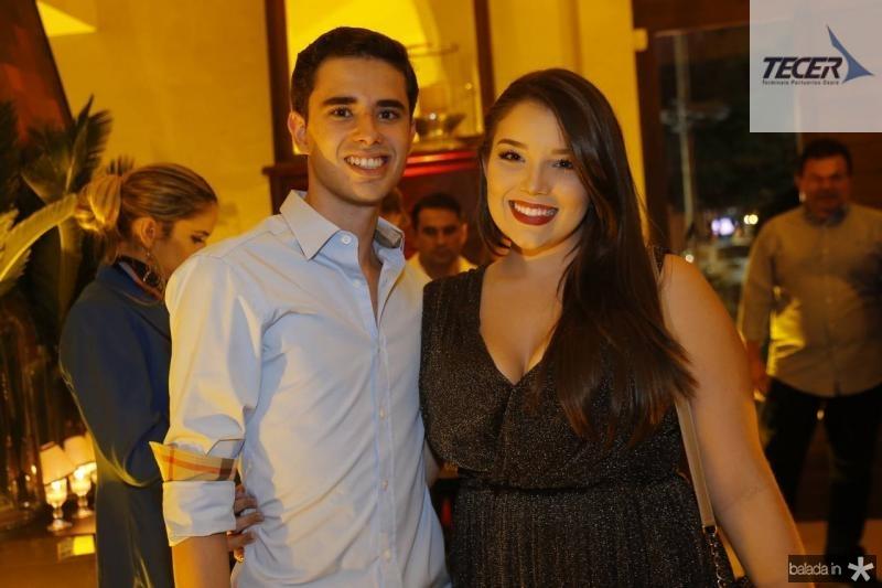 Eduardo Monteiro e Leticia Rodrigues
