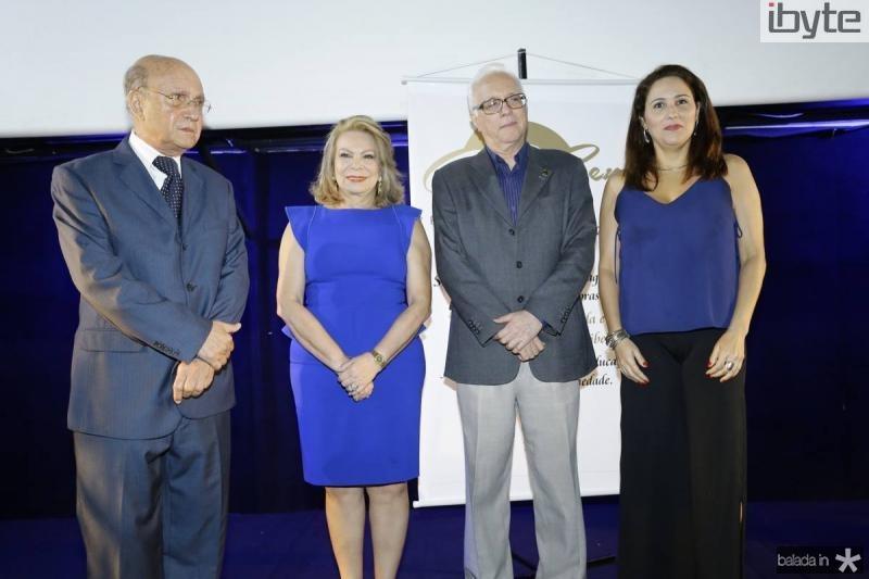 Joao Soares, Iracema do Vale, Jackson Coelho e Alessandra Soares