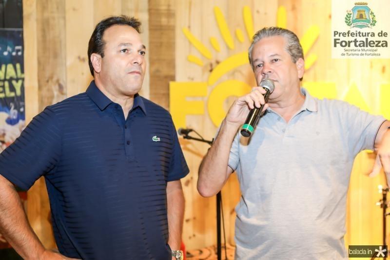 Enio Cabral e Bira Borges