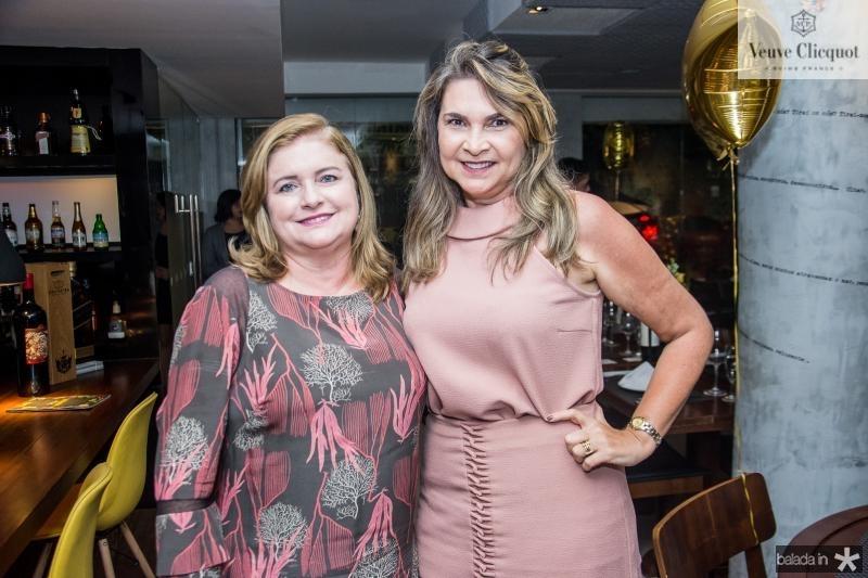 Gladys Tamietti e Monica Miranda
