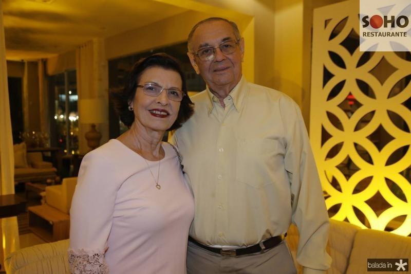 Eliana e Jurandir Picanco